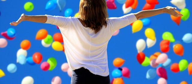 Aumente sua felicidade em três etapas!